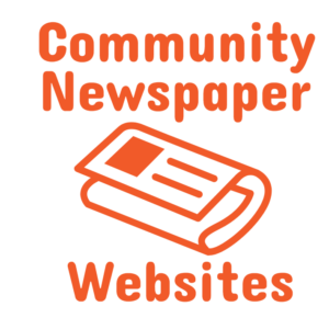 Websites for Community Newspapers square logo
